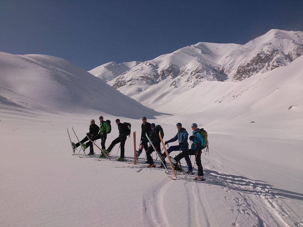 Doberar ridge (on the way of Angemar summit)