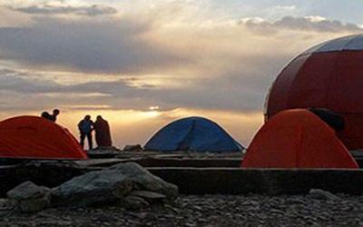 Mount Damavand-Tochal Trekking Tour