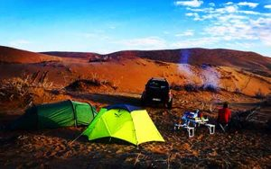 iran tour operator holiday cultural adventure maranjab desert safari