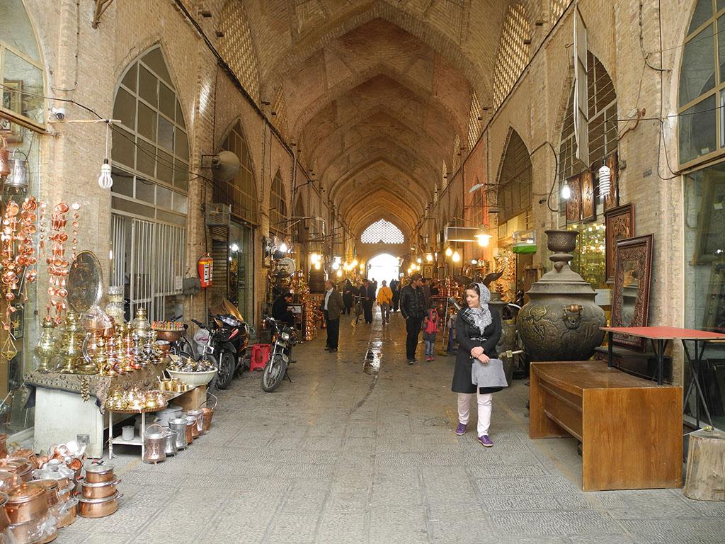 Isfahan Old Bazar
