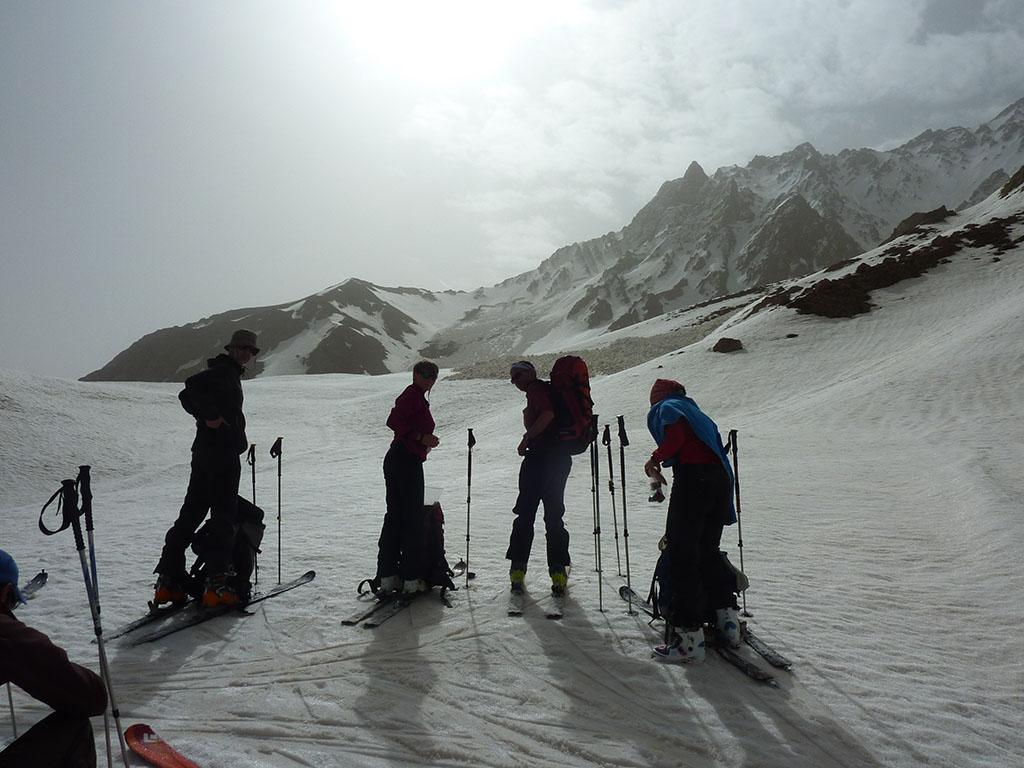 on the way of doberar summit