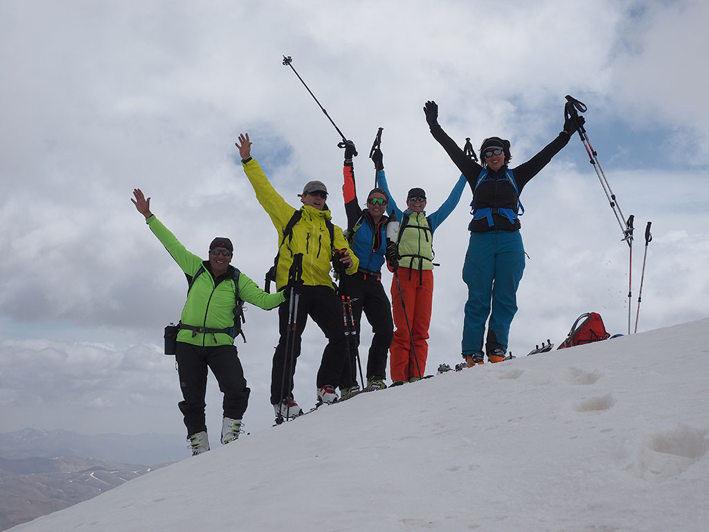 Changizchal Summit (Doberar ridge)