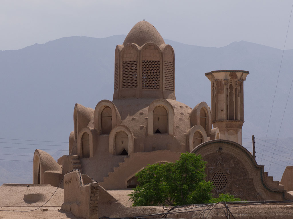 Dbrojerdian Historical house, Kashan