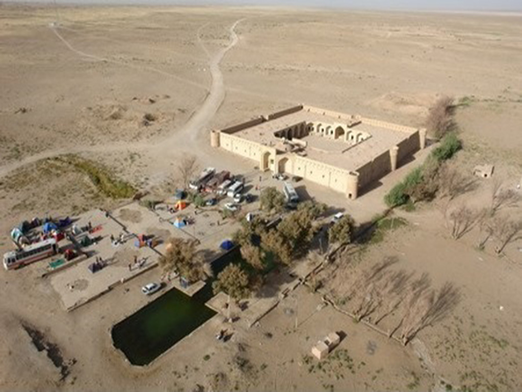 Maranjab Carevanseray