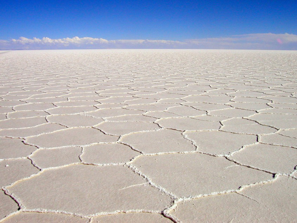 Maranjab Salt Lake