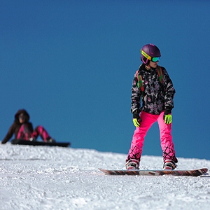 Dizin Ski Resort, On & Snow boarding