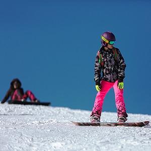 Dizin Ski Resort, On & Snow boarding