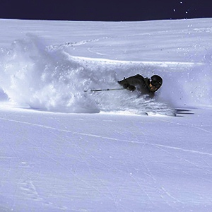 Dizin Ski Resort, Off-Piste Skiing
