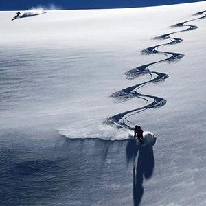 Dizin Ski Resort, Sichal valley