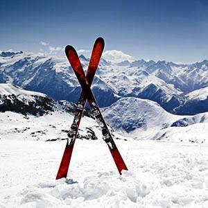 Dizin Ski Resort, Siah Summit(~ 3500 m)