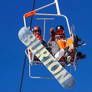 Dizin Ski Resort, Lifts to Sichal Summit