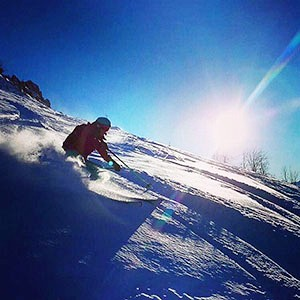 Dizin Ski Resort, On & Off-Piste Skiing