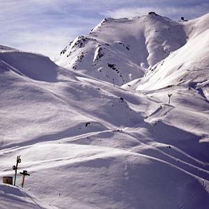 Dizin Ski Resort, Sandoghchal summit (3560 m)