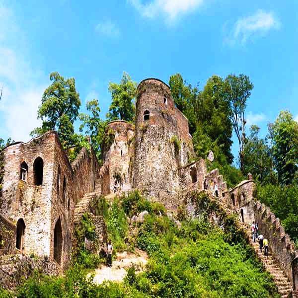 Roudkhan Castel