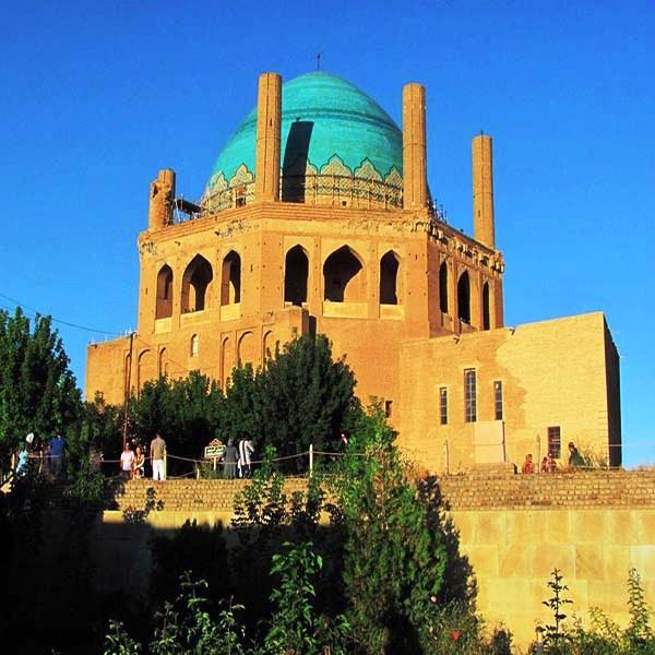 Soltaniyeh Dome, UNESCO World Heritage