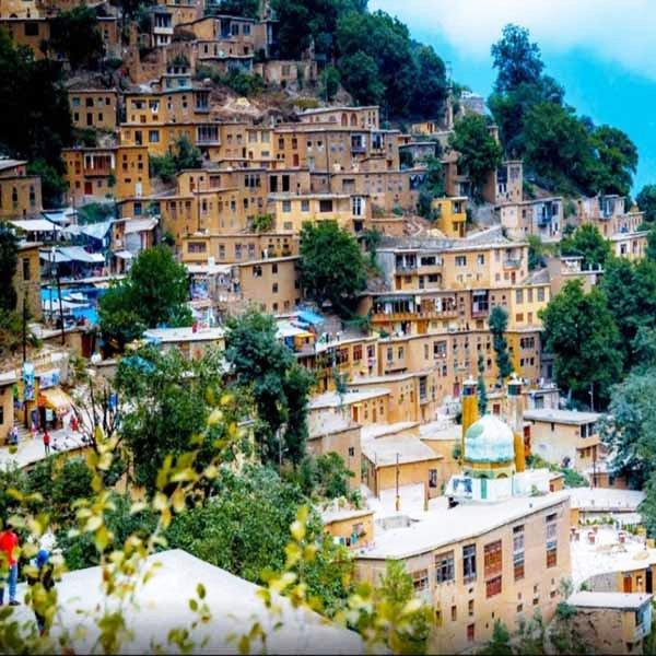 Masouleh Stepped Village