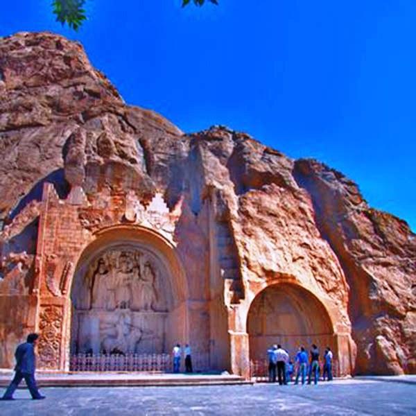 Kermanshah, Taq-E-Bostan