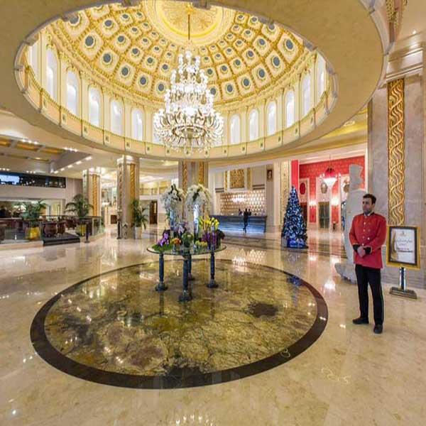 5 Stars Hotel in Tehran