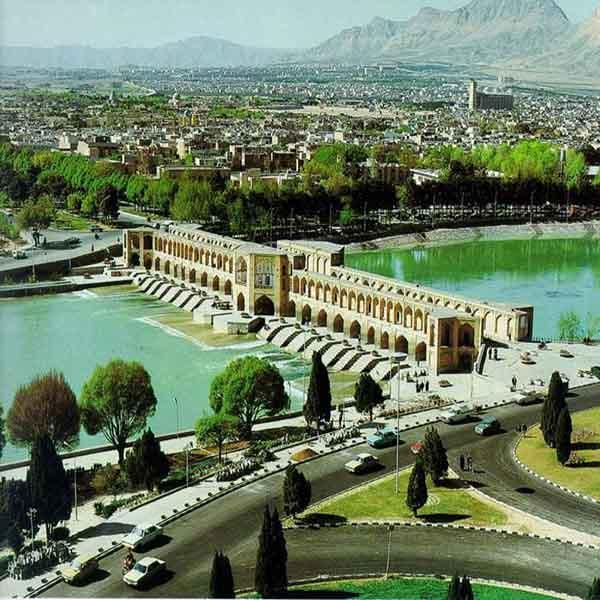 Isfahan, Pole Khajo