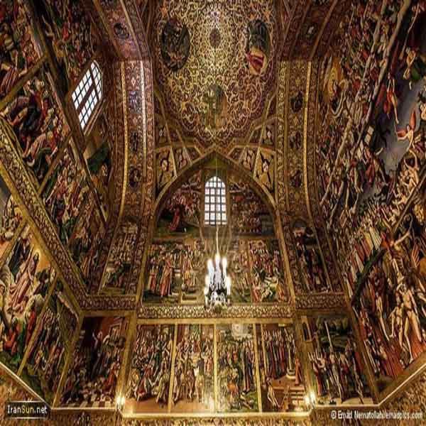 Isfahan, Vank Church