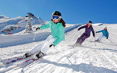ski touring,skiing iran, dizin piste, back-country skiing,on piste ski