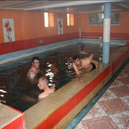 LARIJAN SPA (HOT SPRING)