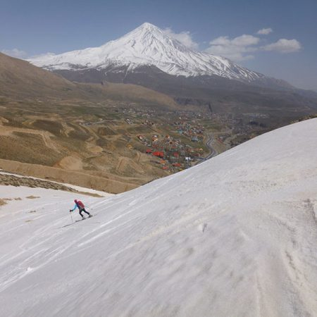 DAMAVAND SKI TOURING