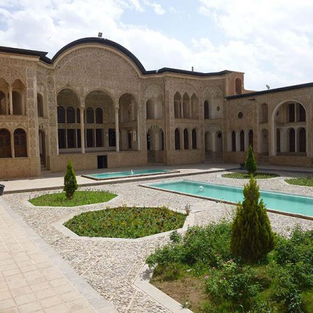 KASHAN HISTORICAL HOUSE