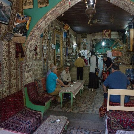 KASHAN TEA HOUSE