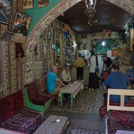 KASHAN TEA HOUSE