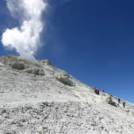 SULFURIC GAS, 5400 M