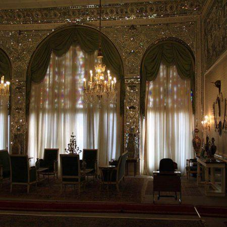Sa'dabad palace museum complex