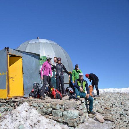 Tochal Summit (~3960 m)