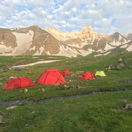 HEASRCHAL CAMP 3700 M