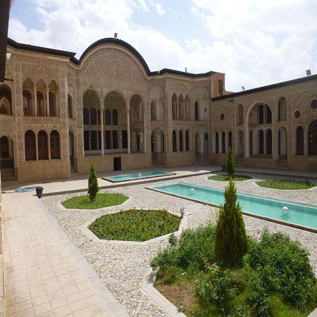 Kashan, Dbrojerdian Historical House