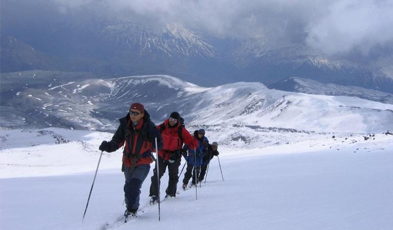Damavand Ski Touring