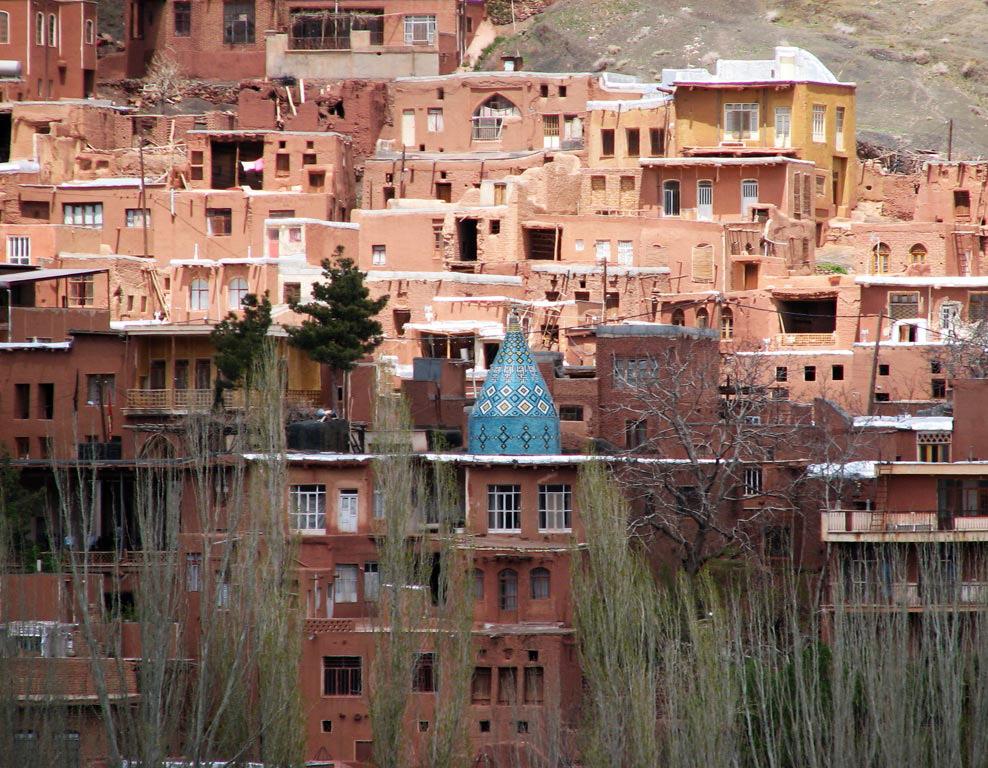 Abyaneh village, Kashan