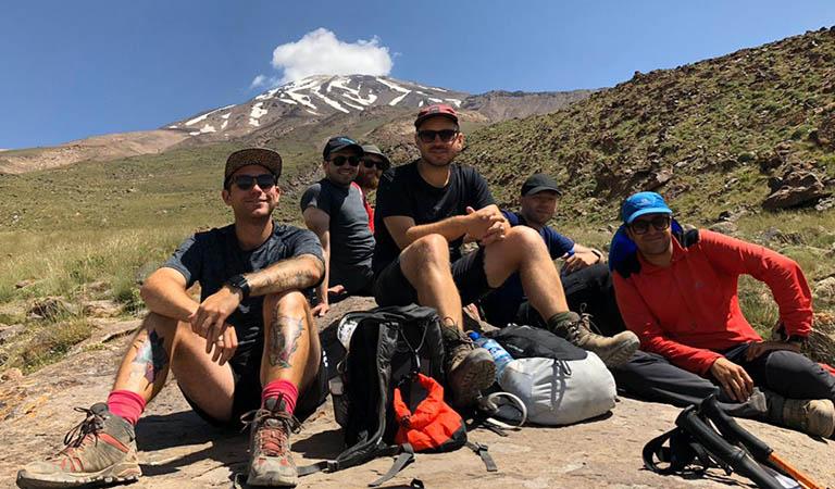 Tips for climbing Damavand