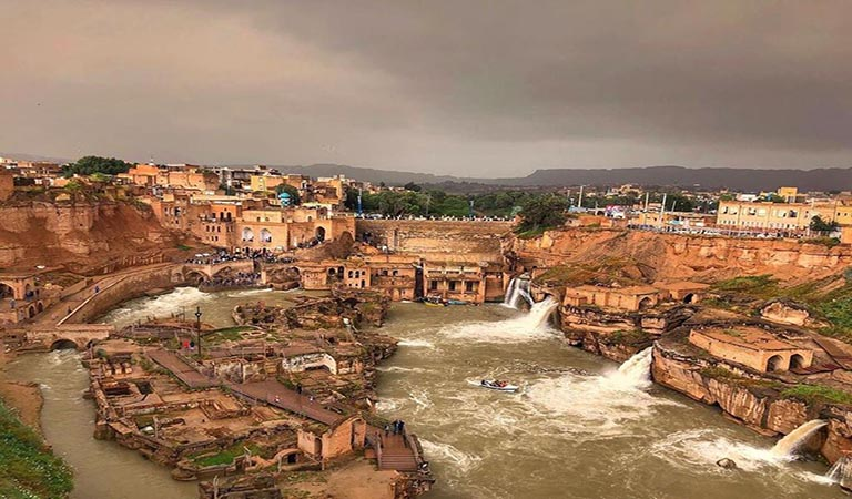 Iran Travel Guide Book - Iran Cultural Tours - Shushtar Historical Hydraulic System