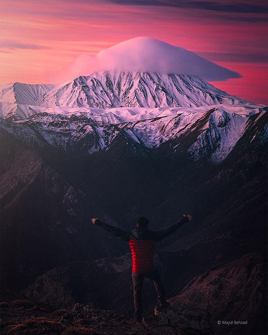 Mount Damavand Best Itinerary
