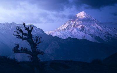 Mount Damavand Seven Volcanic Summit - Photo by Majid Behzad