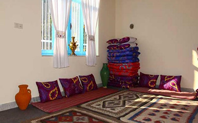 Damavand Northeast Accommodation is a Local House at Nandal Village